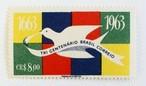 郵便300年 / ブラジル 1963