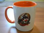 黒柴コーヒー マグカップ(ステッカー付き)