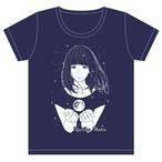 ※備考欄にご希望サイズをご記入ください 『美しい月』Tシャツ