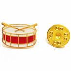 ピンバッジ【楽器=ドラム】Tradition  90040-P120