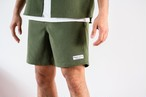 【5/20日21:00販売開始】ThreeArrows Resort shorts(khaki)