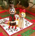 プレゼントに♪おとぎ話のゆび人形・くるみ割り人形