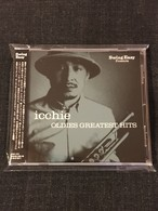 icchie OLDIES GREATEST HITS /CD