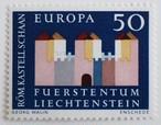 ヨーロッパ / リヒテンシュタイン 1964
