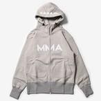 MMA Wakayama Sweat Zip Hoodie (Gray)