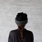 mature ha. hood cap black(マチュアーハ フードキャップ ブラック)送料無料