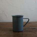 【CARNAC(カルナック) 】ホーローマグカップ L