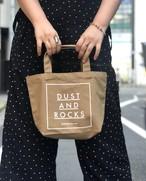 新色追加!DAR Logo Tote Bag【SIZE:S】