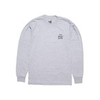 【THE QUIET LIFE】 SANDERS CAT LONG SLEEVE TEE