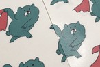 BB BEAR PAPER _ ポーズシリーズ