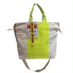 トートバッグ Tag Neon/Yellow
