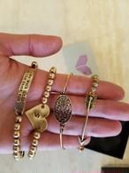 Oval Heart Charm Bracelet♥