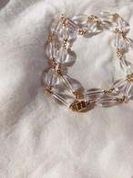 Rise Crystal Magnet Necklace