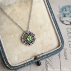 Peridot lacework Necklace