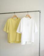 スビンコットンTシャツ / unfil