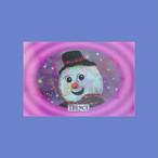「SNOW MAN」レンチキュラーカード