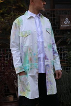 ASEEDONCLOUD アシードンクラウド Robber's shirt one-piece(オフ)