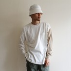 KAPTAIN SUNSHINE【 mens 】west coast l/s tee