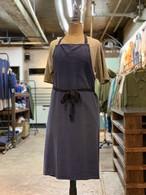 french vintage cotton apron
