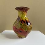 ladybug flower vase
