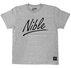 Nible Handwriting Logo Heavy Weight T-Shirt