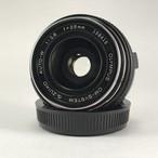 OLYMPUS G.ZUIKO AUTO-W 35mm F2.8