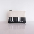 Clutch Bag / White  CLW-0004