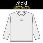 Maki good-bye L/S tee