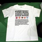 No.0031   コーギーズヘッドのブギウギTシャツ