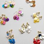 Shell earrings / Short : シェルイヤリング / ショート