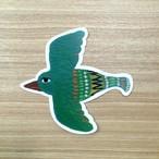 型抜きポストカード(bird)