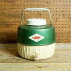 コールマン ビンテージ スノーライト ジャグ 1963年2月製造 メタリックグリーン [AC07]