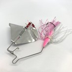 ディアヴロ 3/8oz  右 a pink flower LUCKオリジナルカラー