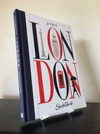 London Sketchbook / Jason Brooks