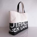 Tote Bag (L) / White  TLW-0014