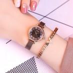 Julius AF-1019(Brown) レディース腕時計