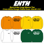 ENTH Rent A Her Long Sleeve Tee