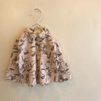 じゃんけんの総柄デザインシャツ☆ラスト1点80サイズ