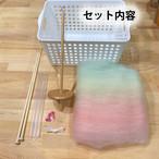毛糸を紡ごう!!やり方動画付、初めての手紡ぎ用スピンドルセット・道具一式 Spin1)