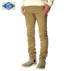 016007007(COLOR STRETCH TIGHT STRAIGHT)BEIGE