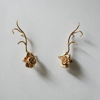 Beatriz ear cuff <gold>