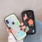 【オーダー商品】Simple flower iphone case