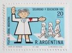 交通安全 / アルゼンチン 1968