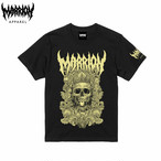 DEATH MARRION TEE 2019 (Black×Gold)