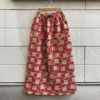 """Unknown"" 70's Vintage Quilting Skirt"