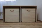 ★ 大きな収納箱の作業机 ★