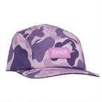 RIPNDIP - Nerm Camo Camper Hat (Purple Camo)