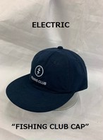 ELECTRIC /FISHING CLUB CAP