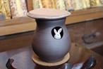 清水焼 茶香炉うさぎ(Kyo-yaki&Kiyomizu-yaki Incense burner)
