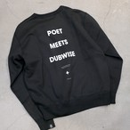 SILENT POETS / SWEAT SHIRTS(POET MEETS DUBWISE)